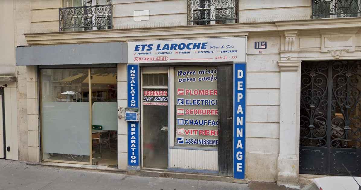 boutique paris 18